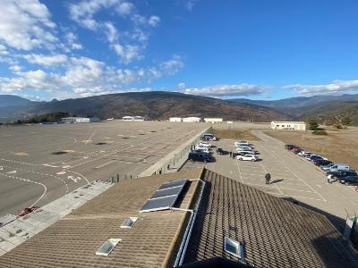 Imatge de l'aeroport d'Andorra-La Seu