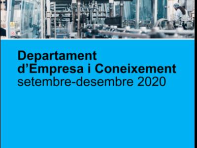 Departament Empresa i Coneixement