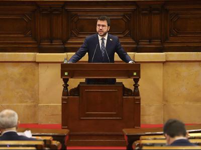 Vicepresident Aragonès