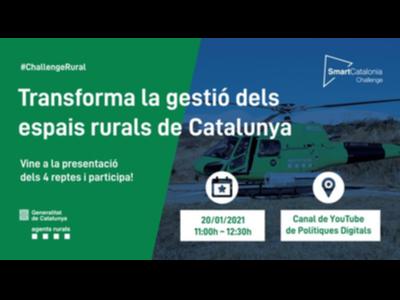 SmartCatalonia Challenge amb Agents Rurals