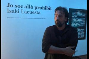 Fotografia de la presentació a l'Arts Santa Mònica, el 2019