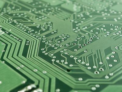 Una imatge de circuits elèctrics