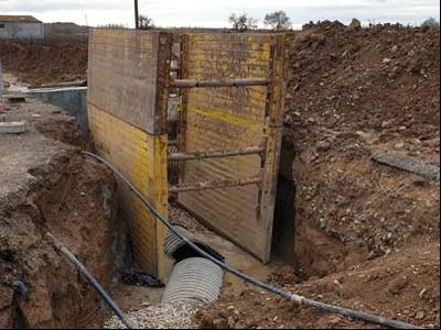 La conducció evitarà l'arribada d'aigües netes a la depuradora, optimitzant el seu funcionament.
