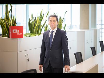 Víctor Guardiola, nou conseller delegat de l'ICF