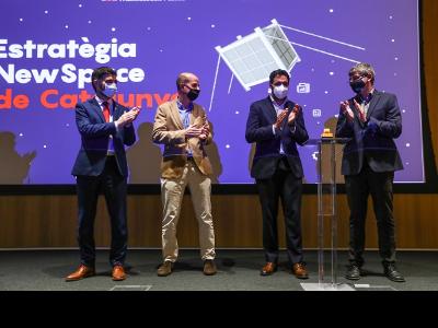 Presentació nanosatèl·lits