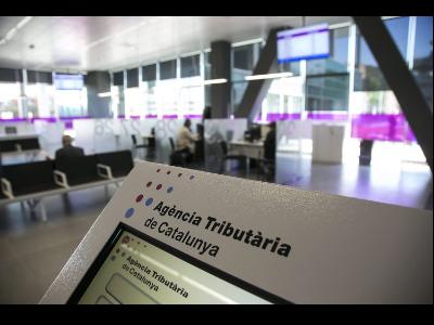 Seu de l'Agència Tributària de Catalunya a Barcelona