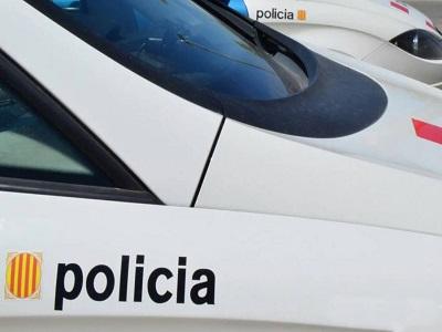 Els Mossos d'Esquadra detenen nou lladres que van actuar en grup per cometre dos robatoris violents a Barcelona