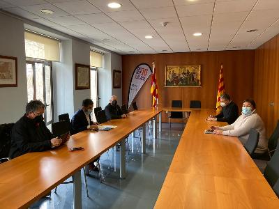 Treball, Afers Socials i Famílies dona suport a la Cerdanya i el Ripollès per a implementar plans de recuperació en matèria d'ocupació després dels confinaments perimetrals
