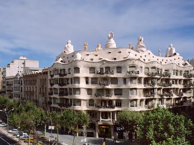 Imatge de la Casa MIlà_La Pedrera