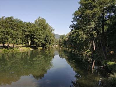 Tram del riu Ter (arxiu).