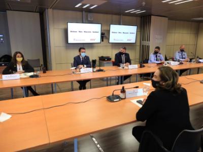 Reunió Govern català i Ajuntament de Barcelona per analitzar aldarulls dels últims dies