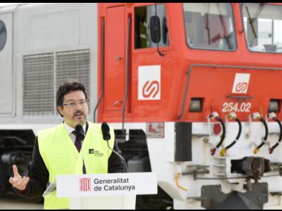 El secretari d'Infraestructures i Mobilitat