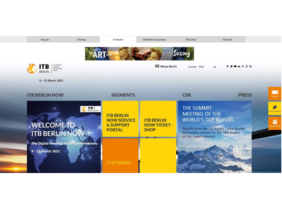 HOME PAGE ITB Berlin 2021