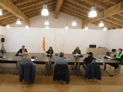 El Govern es reuneix amb el comitè d'empresa de Bosch de Lliçà d'Amunt