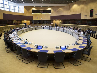 Grup de treball sobre la llei climàtica de la Unió Europea.