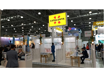 L'ACT a la fira MITT de Moscou