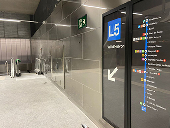 ernest lluch metro
