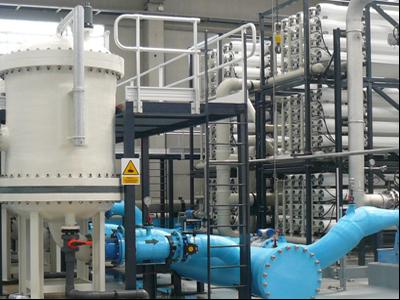 Estació de Regeneració d'Aigua.