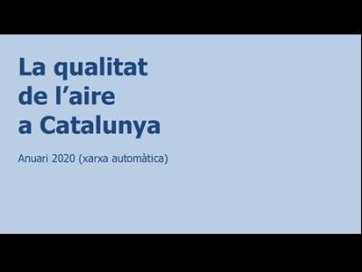 Qualitat de l'Aire 2020