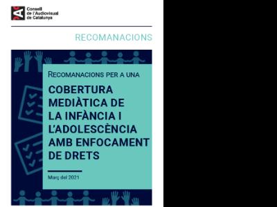 recomanacions sobre el tractament informatiu d'infants i adolescents per garantir els seus drets