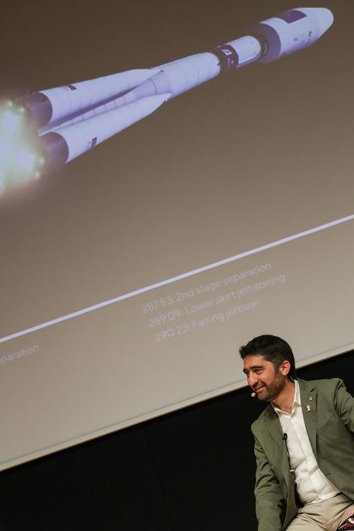 llançament del nanosatèl·lit