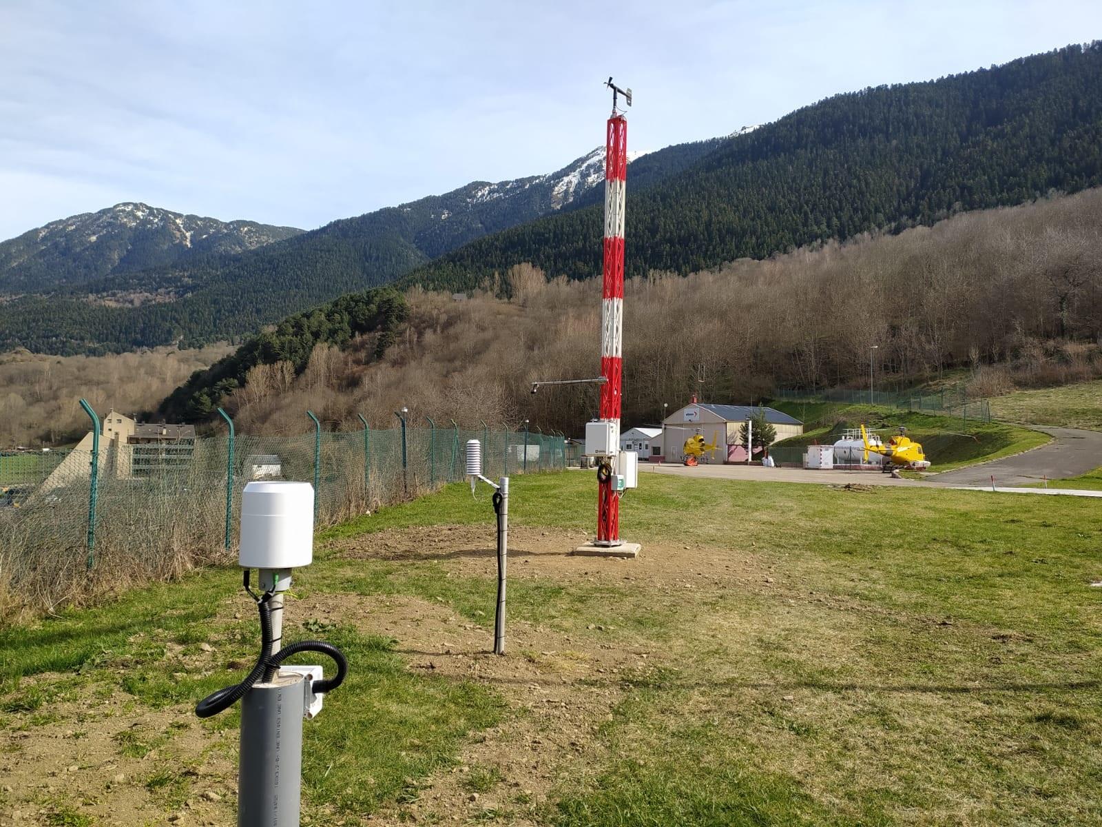 Estació Meteorologica de Vielha