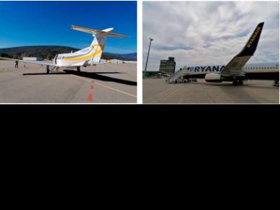 Aeroports d'Andorra-La Seu i Lleida-Alguaire