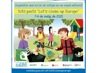 Campanya ARC Let's Clean Up Europe