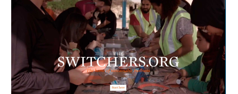 Imatge del web de TheSwitchers.org