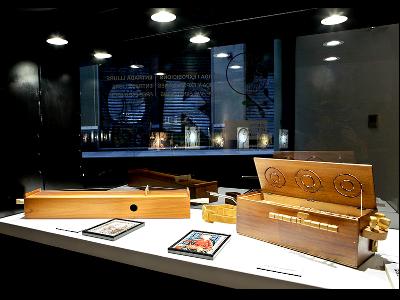 Fins el proper 11 d'abril es pot visitar l'exposició al Centre d'Artesania Catalunya