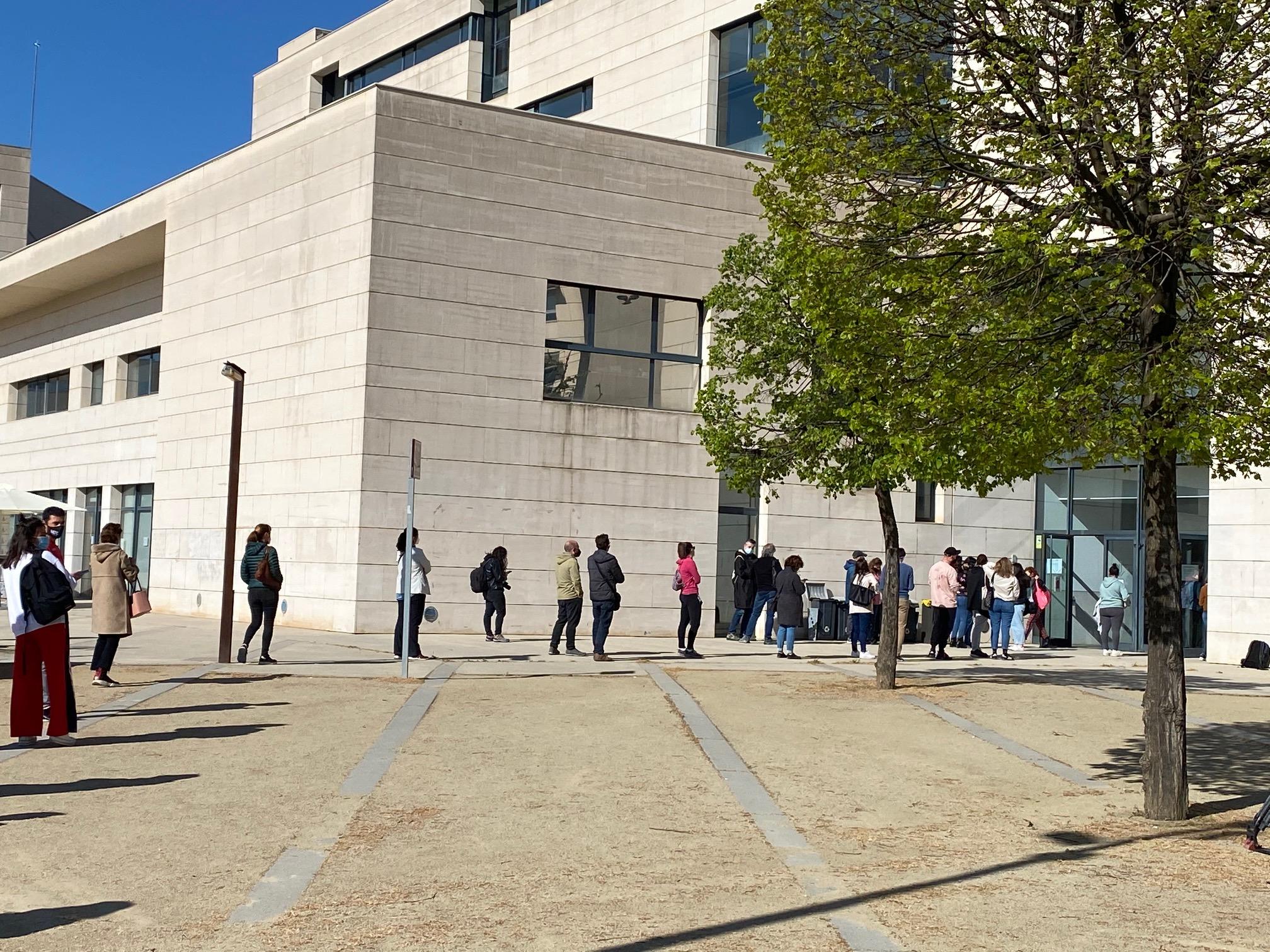 Salut i la Universitat de Lleida impulsen un cribratge intensiu entre la comunitat universitària