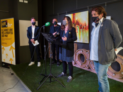 Presentació del Carnet Jove a Lleida
