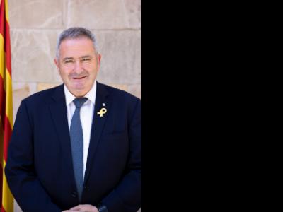 Xavier Pallarés, delegat del Govern a les Terres de l'Ebre