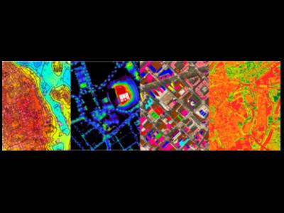 Captures de pantalla d'imatges per satèl·lit