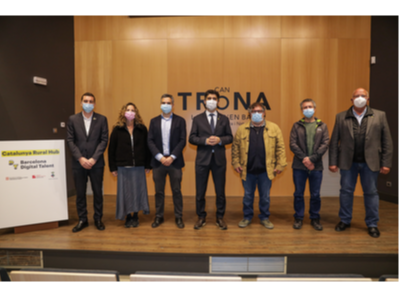 Presentació Catalunya Rural Hub
