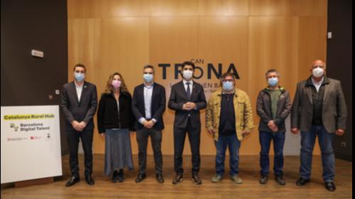 Presentació del projecte Catalunya Rural Hub