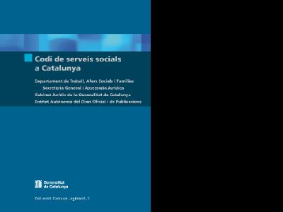 Codi de serveis socials a Catalunya
