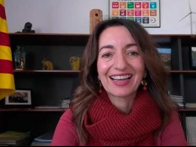 Imatge intervenció Marta Subirà