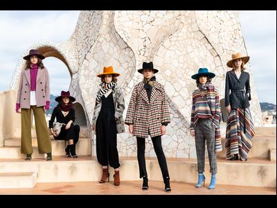 Imatge Fashion Show FIlm de Is coming