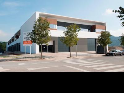 Naus als sector El Martinet de Ripollet (Vallès Occidental).