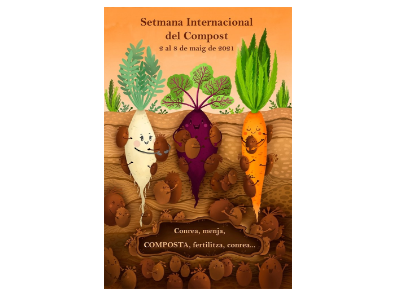 Cartell de la Setmana del Compost