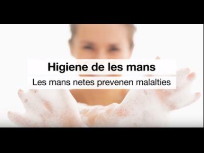 Higiene mans