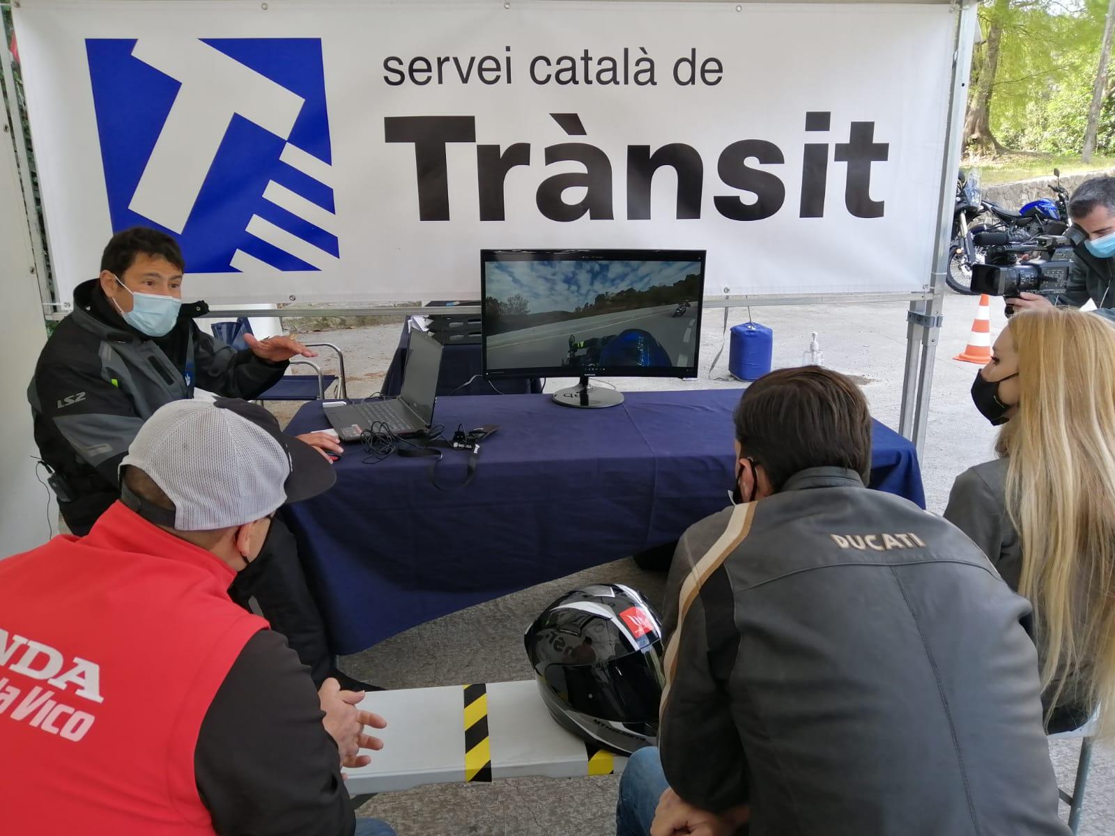 El Servei Català de Trànsit i Anesdor posen en marxa la 7a edició del programa Formació 3.0