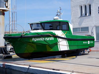 La nova embarcació