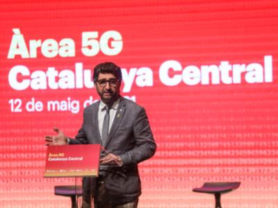 Presentació de l'Àrea 5G Catalunya Central