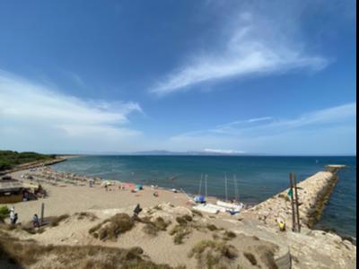 Imatge de recurs d'una platja catalana