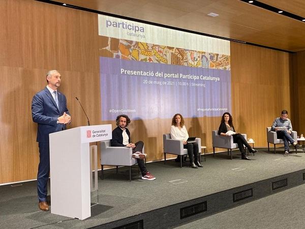 Presentació participacatalunya.cat
