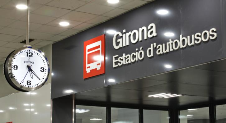 Estació d'autobusos de Girona