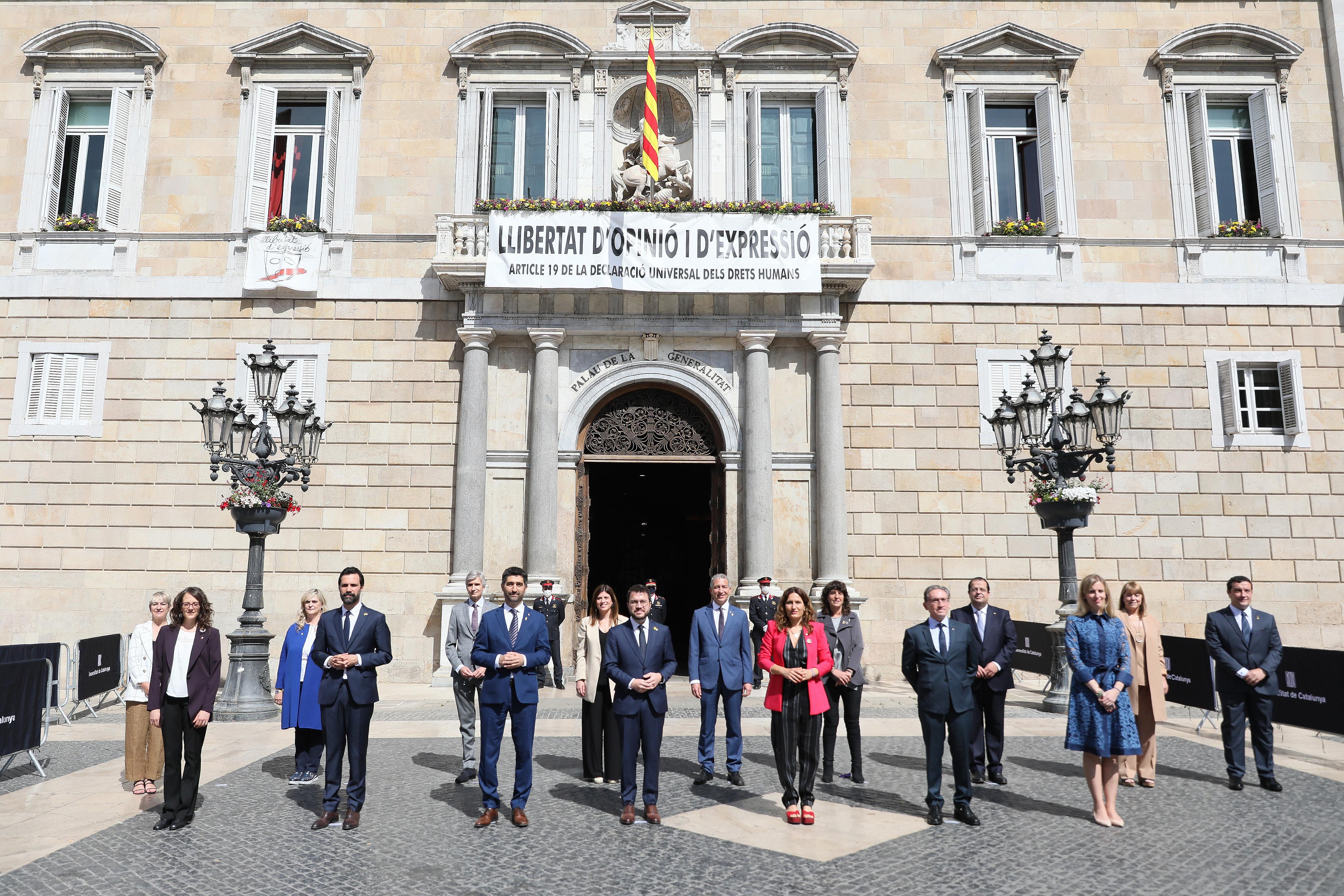 Fotografia oficial del Govern. Autor: Jordi Bedmar