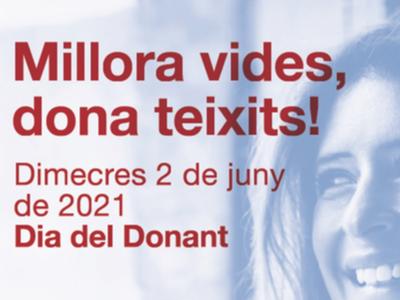 13.000 vides millorades gràcies a la donació de teixits a través d'hospitals catalans l'any 2020